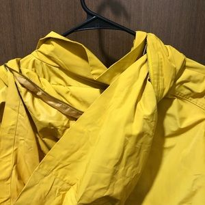 crown & ivy Jackets & Coats - NWOT Yellow Rainjacket